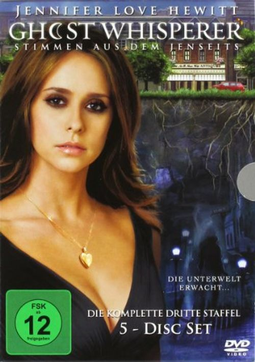 photo Wallpaper of Buena Vista Home Entertainment-Ghost Whisperer   Die Komplette Dritte Season (5 DVDs)-