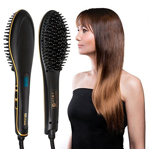 photo Wallpaper of Best Purchase-Tu Pelo Liso Con El Cepillo Alisador Eléctrico | Hair Straightener 180ºC – 230ºC-
