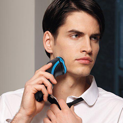 photo Wallpaper of Philips-Philips AT750/26   Afeitadora Sin Cable, Afeitar Con AquaTouch Para Uso En-Azul