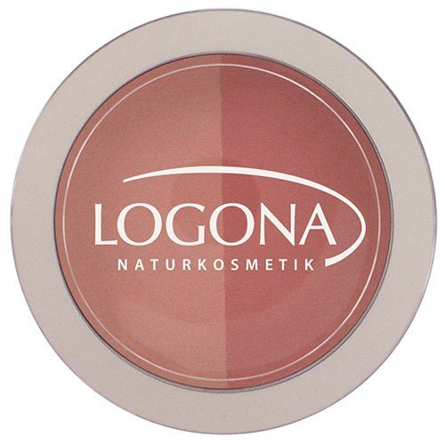 photo Wallpaper of LOGONA-Logona   Colorete Duo Peach + Apricot Logona, 10g-