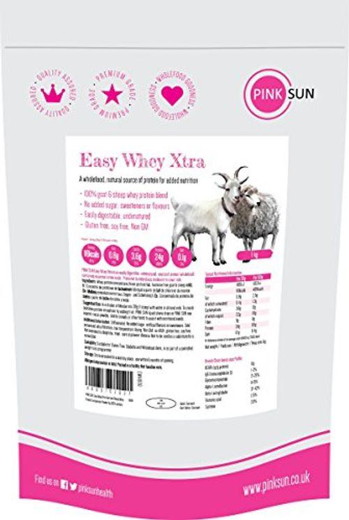 photo Wallpaper of PINK SUN-PINK SUN Proteína De Suero De Cabra Y Oveja 1kg   Easy Whey-