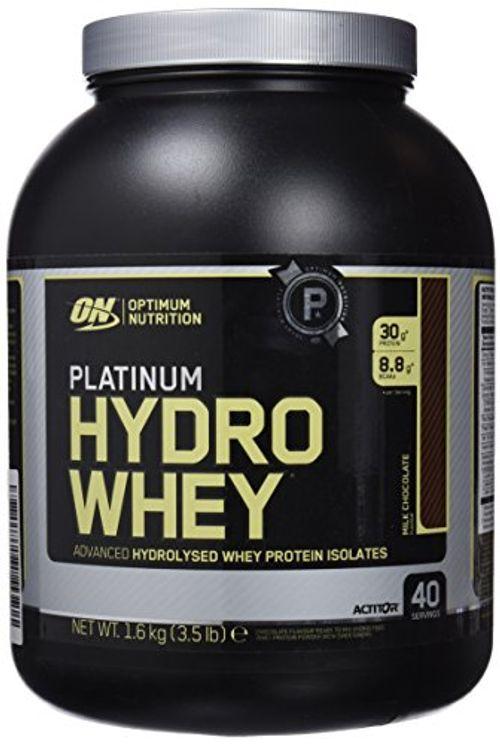 photo Wallpaper of Optimum Nutrition-Optimum Nutrition Platinum HydroWhey Proteína, Chocolate   1600 G-