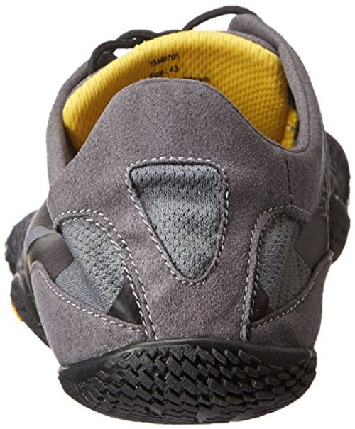 photo Wallpaper of Vibram Five Fingers-Vibram Five Fingers KSO Evo, Herren Fitnessschuhe, Grau (Grey/Black), 43 EU-Grau (Grey/Black)