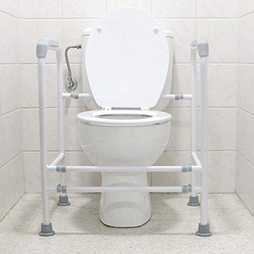 photo Wallpaper of PrimeMatik.com-PrimeMatik   Apoyabrazos Barandilla De Seguridad Para Inodoro WC Baño-