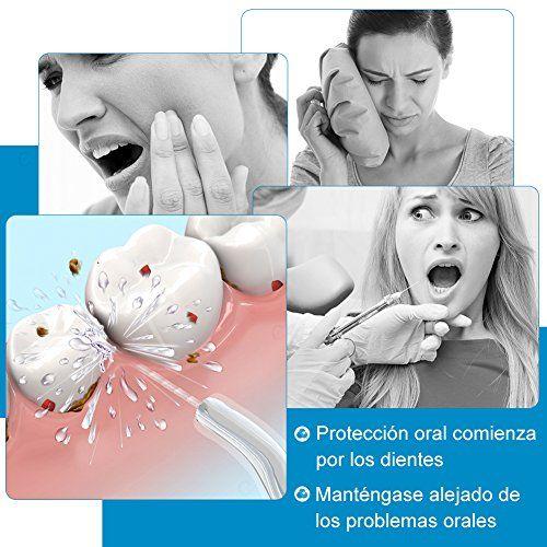 photo Wallpaper of YOHOOLYO-Irrigadores Dentales Irrigador Oral Profesional Capacidad De 600ml Con 8-