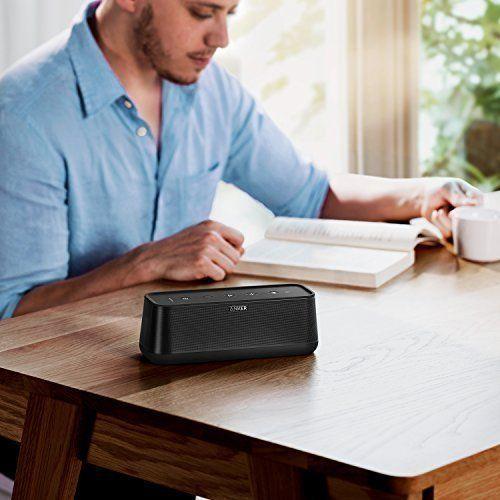 photo Wallpaper of Anker-Anker SoundCore Pro 25W Premium Bluetooth Lautsprecher Mit Druckvollem Bass,-