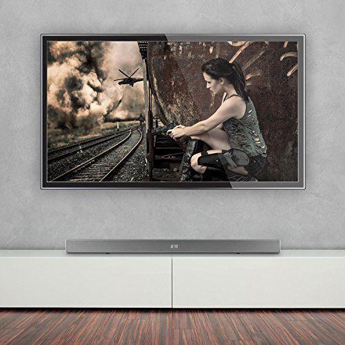 photo Wallpaper of auna-Auna Areal Bar 350Wired & Wireless 2.040W Grey Soundbar Speaker–Soundbar-grau