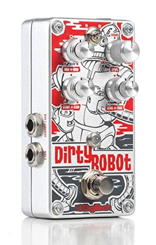 photo Wallpaper of DigiTech-DigiTech D IT CP ROBOT Synth Für  Gitarre Und Bass-