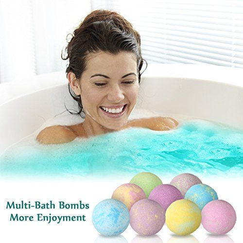 photo Wallpaper of Skymore-Skymore Bombas De Baño Con Aceites Esenciales, Regalo De San-