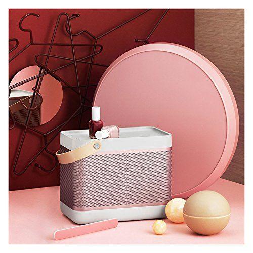 photo Wallpaper of B&O PLAY by Bang & Olufsen-B&O Play Von Bang & Olufsen Beolit 15 Portabler Bluetooth Lautsprecher (24h-Shaded Rosa