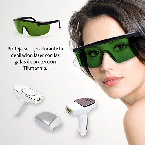 photo Wallpaper of Tillmann's®-Tillmann's® Gafas Depilacion Laser 2 Unidades – Gafas Protectoras Depilacion-