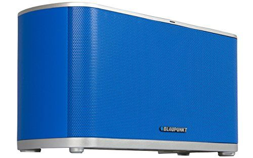 photo Wallpaper of Blaupunkt-BLAUPUNKT BT 600 BL BL Bluetooth Lautsprecher Mit NFC, AUX IN, 2x-Blau