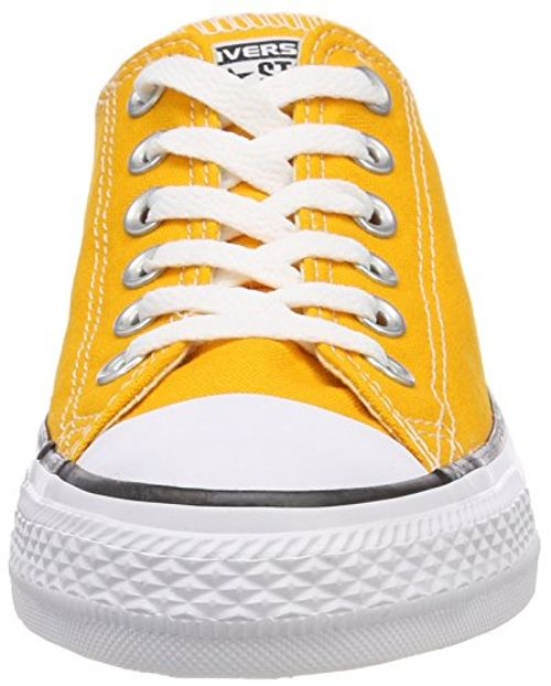 photo Wallpaper of Converse-Converse Unisex Kinder CTAS OX Orange Ray Fitnessschuhe, Orange (Orange Ray 801), 37.5-Orange (Orange Ray 801)