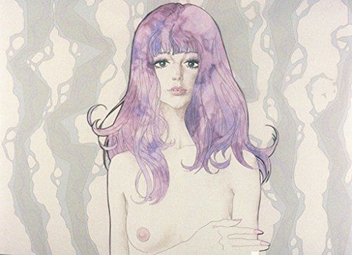 photo Wallpaper of -Belladonna Of Sadness (OmU)   4K Restaurierte Fassung [Blu Ray] [Special-