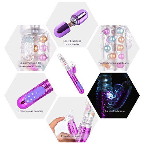 photo Wallpaper of Donix-Vibrador Mariposa,Masajeador Púrpura,Recargable Vibración 36 Frecuencias Para Relajación-Púrpura Mariposa