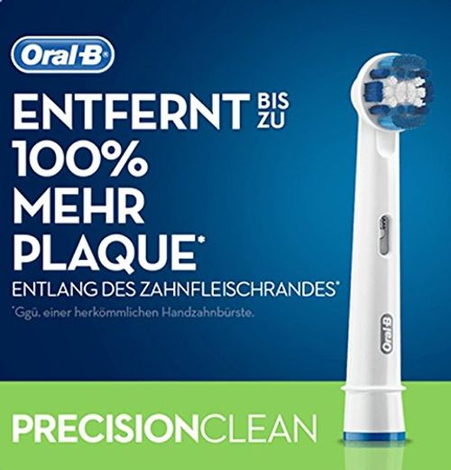 photo Wallpaper of Oral-B-Oral B Precision Clean   Cabezal De Recambio   8 +-Azul, Color Blanco