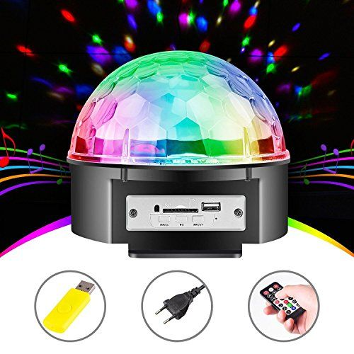 photo Wallpaper of Chenci-LED Discokugel Party Licht Partybeleuchtung, Chenci Stimmungslicht Mit USB Stick-