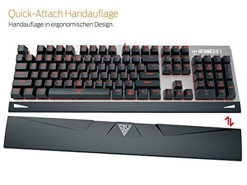 photo Wallpaper of GAMDIAS-GAMDIAS Mechanical Gaming Keyboard Mit DEMETER E2 Optische Gaming Maus Und NYX E1-SCHWARZ