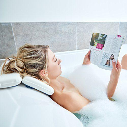 photo Wallpaper of Tranquil Beauty-Almohada De Bañera – Las Mejores Almohadas De Bañera Para La-blanco