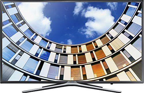 photo Wallpaper of Samsung-Samsung M5590 138 Cm (55 Zoll) Fernseher (Full HD, Triple Tuner, Smart-Dark Titan