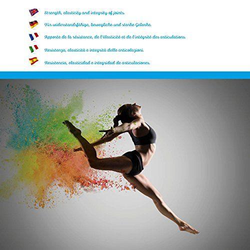 photo Wallpaper of complemento alimenticio-Colágeno Fortigel® Para La Salud De Huesos Y Articulaciones Que Aumenta Su Flexibilidad Y-
