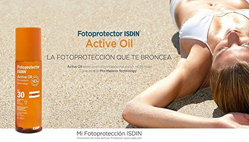 photo Wallpaper of Isdin-Isdin   Aceite Active FotoProtector SPF 30-16.0000