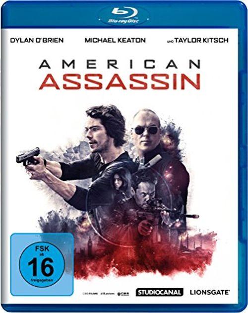 photo Wallpaper of Studiocanal-American Assassin [Blu Ray]-