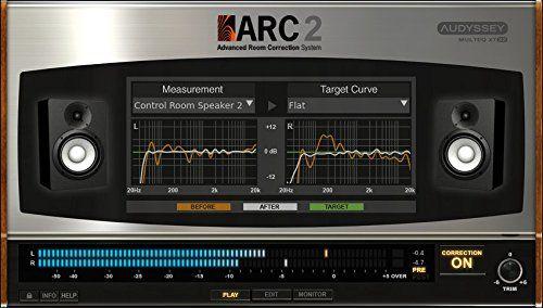 photo Wallpaper of IK Multimedia-IK Multimedia 03 90097 ARC System 2.5 Zum Einmessen Und-