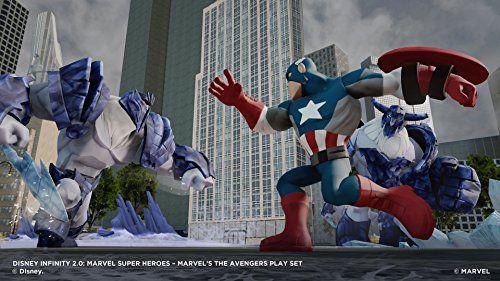photo Wallpaper of Disney-Disney Infinity 2.0: Einzelfigur   Captain America  -