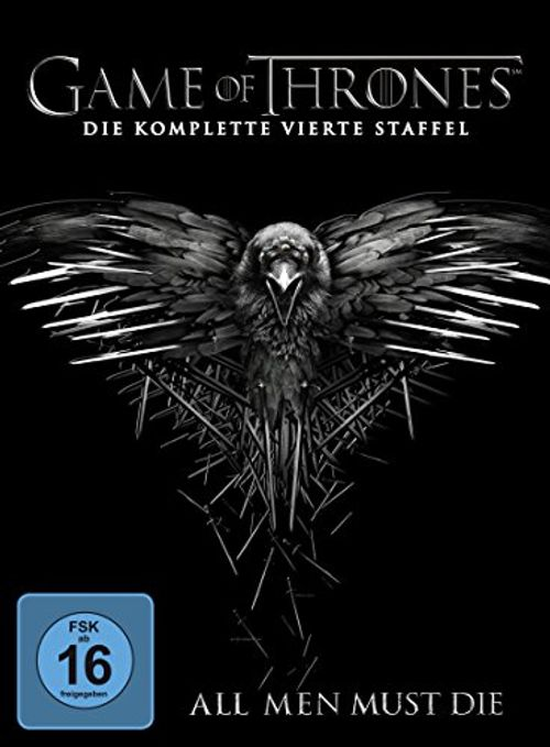 photo Wallpaper of Warner Bros.-Game Of Thrones   Die Komplette Vierte Staffel [5 DVDs]-