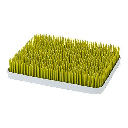 photo Wallpaper of Boon-Boon Lawn   Bandeja De Secado Para Biberones Con Diseño-Verde