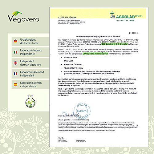 photo Wallpaper of Vegavero-Bio Spirulina + Bio Chlorella De Vegavero | Antioxidante + Sistema Inmunológico-