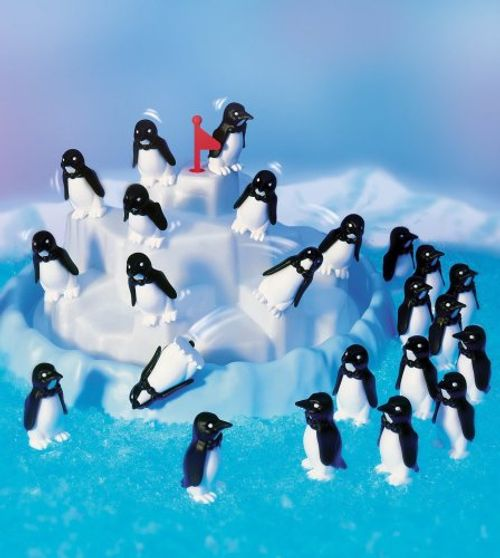 photo Wallpaper of Ravensburger-Ravensburger 21288   Plitsch Platsch Pinguin-