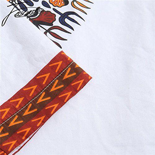 photo Wallpaper of Fascicoco-Dashiki Männer Hemd Afrikanischen Hippie   Vintage   Frauen-