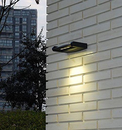 photo Wallpaper of Eco Light-ECO LIGHT Wandleuchte / Außenleuchte LEDSPOT In Anthrazit Mit 1x 3x3-Anthrazit