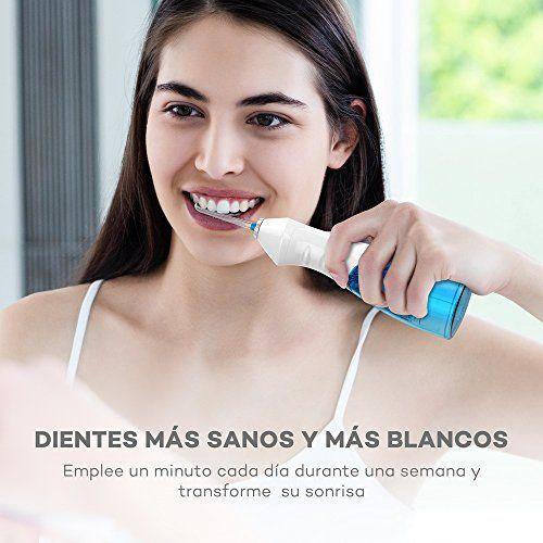 photo Wallpaper of VAVA-Irrigador Dental Portátil VAVA (Impermeable IPX7, Inalámbrico, 3 Modos, 220ml)-Blanco