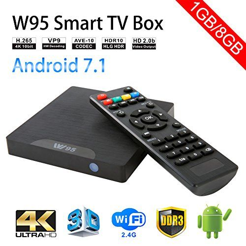 photo Wallpaper of Winbuyer-Sawpy W95 Android TV Box Android 7.1 Smart TV Box 64bit Quad Core-