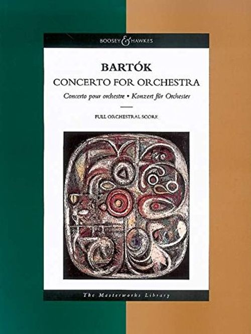 photo Wallpaper of Boosey & Hawkes-Bela Bartok: Concerto For Orchestra: Concerto Pour Orchestre, Konzert Fuer Orchester (Boosey & Hawkes-