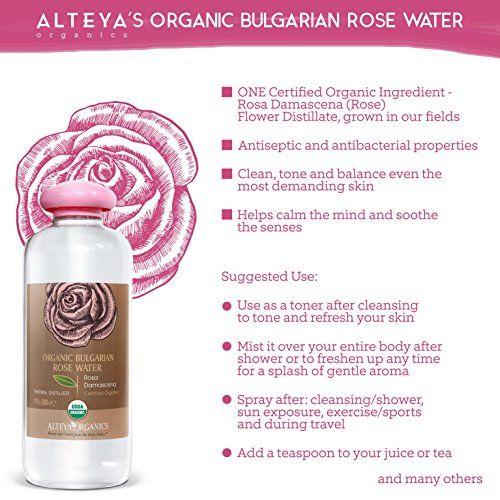 photo Wallpaper of Alteya-Alteya Organics   Agua Floral Natural De Rosa Búlgara (500 Ml/17-