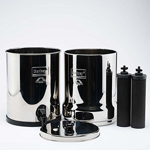 photo Wallpaper of Berkey-Royal Berkey Water Filter Complete With 2 Black Purifiers Elements With-