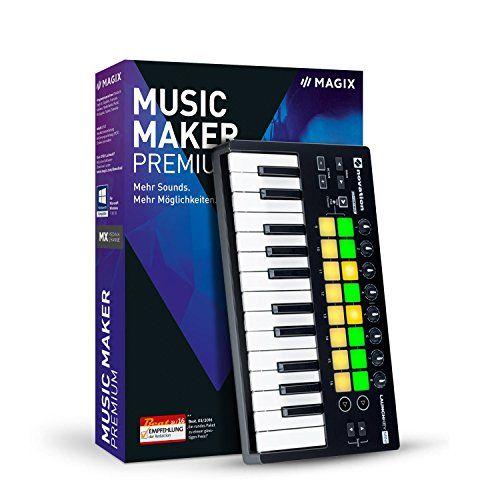 photo Wallpaper of Magix-MAGIX Music Maker – 2017 Performer Edition – Das Komplettpaket Für-