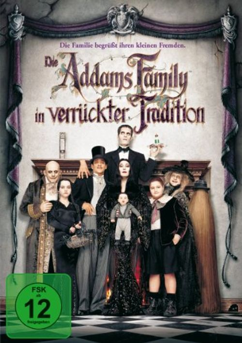 photo Wallpaper of Paramount-Die Addams Family In Verrückter Tradition-