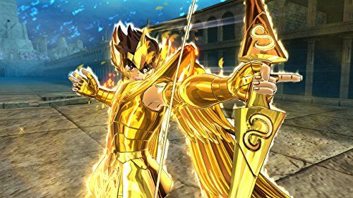 photo Wallpaper of BANDAI NAMCO-SAINT SEIYA SOLDIERS S SOUL PS4 FR-