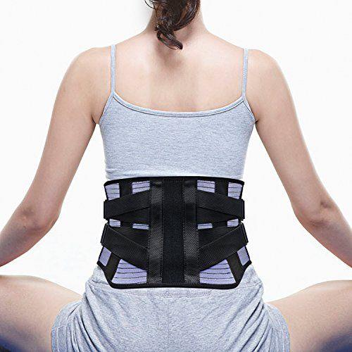 photo Wallpaper of LeaderPro-LeaderPro Cinturon Lumbar Faja Lumbar Para Mujer Y Hombre 4-