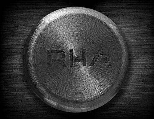photo Wallpaper of RHA-RHA MA750i Hochwertiger Geräuschisolierender In Ear Kopfhörer Mit Fernbedienung Und Mikrofon-Chrome