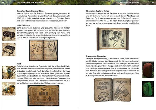 photo Wallpaper of -Das Inoffizielle ARK Handbuch: Survival Evolved & Addons-