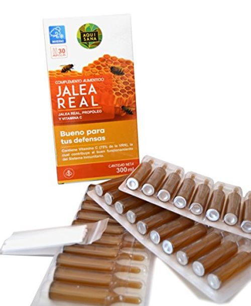photo Wallpaper of Jalea Real-Jalea Real Con Propóleo Para Mayor Energía Y Vitalidad – Jalea Con-