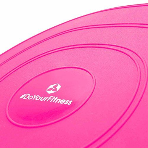 photo Wallpaper of #DoYourFitness-Cojin Equilibrio »BlowUp« Bomba Incluida / Disco Equilibrio, Disco Con Nudillos, Cojín-rosa