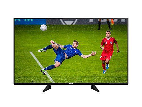 photo Wallpaper of Panasonic-Panasonic TX 49EXW584 49 Zoll Ultra HD LED TV (123-Glossy Black