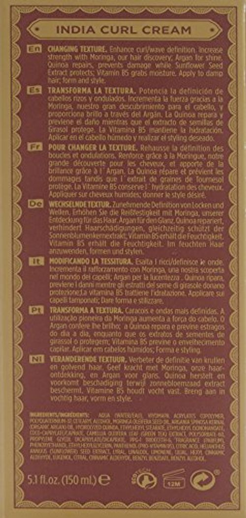 photo Wallpaper of Icon-I.C.O.N India Curl Cream 1   Cuidado Capilar, 150 Ml-